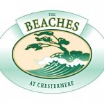 Beaches logo design