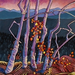 Autumn Ridge by Virginia Boulay ©