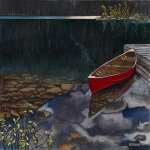 RedFlyer - Lake O'Hara by Virginia Boulay ©