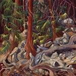 Similkameen Spirit Trees by Virginia Boulay ©